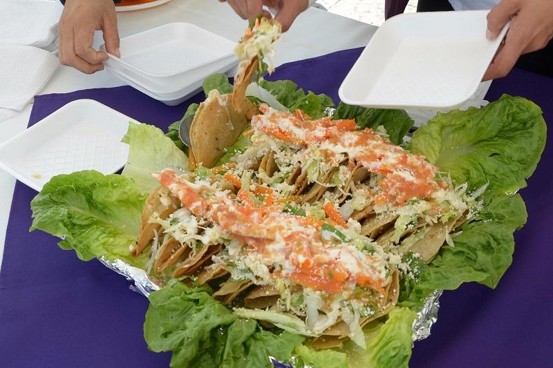 Para este 15 de octubre, la plaza San Agustín será el escenario de la edición número 9 de la Feria de la Enchilada y la Corunda