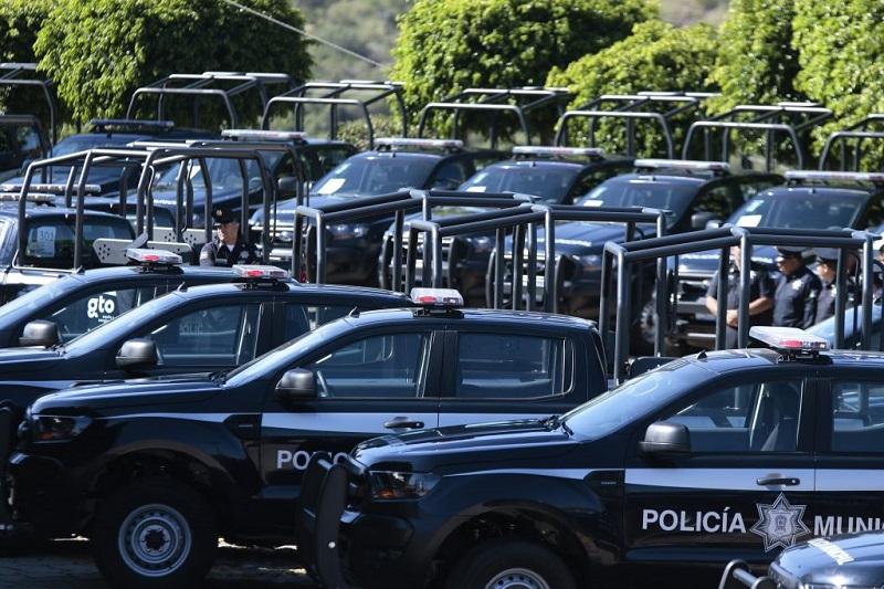 Reitera el mandatario su respaldo a las y los alcaldes de Guanajuato en la aplicación de Cero Tolerancia para el respeto de los reglamentos municipales