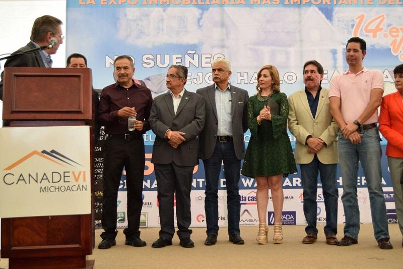 Sánchez Huerta expresó su reconocimiento al sector, uno de los más importantes generadores de empleo en la entidad
