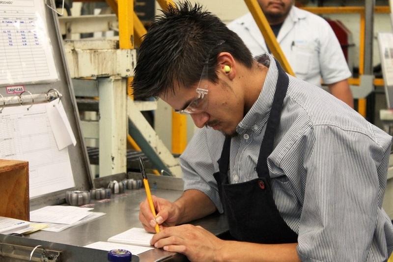 Los empleos formales han ido en aumento gracias a la política económica estatal que emprende la presente administración de Gobierno del Estado