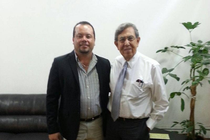 Figueroa Gómez es líder estatal de la Unión Nacional de Organizaciones Sociales Rurales y Agrícolas (FOTO: FACEBOOK)