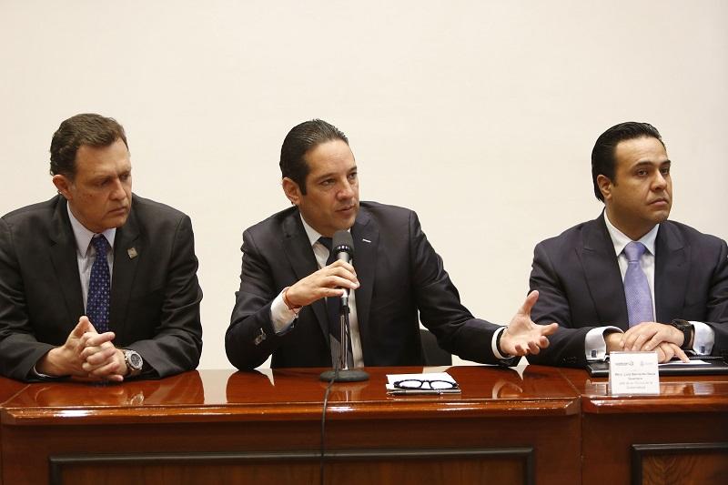 Se captaron cuatro nuevos proyectos de inversión, los cuales se anunciarán el próximo trimestre y representan una generación potencial cercana a mil nuevos empleos: Francisco Domínguez