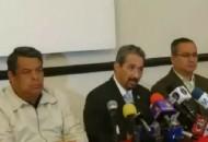 Medardo Serna subrayó que hay manos ajenas interesadas en que no se resuelva el problema de la UMSNH, porque cada vez que está por consolidarse la solución aparecen de nuevo con actos violentos