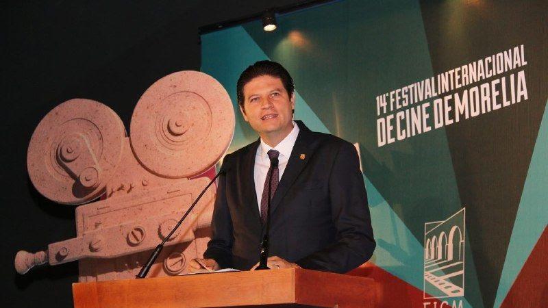 Martínez Alcázar, exhortó a la población a ser amables y hospitalarios con la comunidad cinéfila que visitará la ciudad durante poco más de una semana