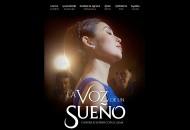 """Con una duración de 92 minutos, """"La Voz de un Sueño"""" relata la historia de Rocío, una talentosa cantante que decidió salir de su entorno natal para estudiar en el Conservatorio de la ciudad, a pesar de la negativa de su estricto padre"""