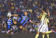 El brasileño naturalizado mexicano Camilo Sanvezzo abrió el marcador al minuto 49, mientras el ecuatoriano Michael Arroyo consiguió el de la igualada definitiva, apenas un minuto después, en duelo de la jornada 14