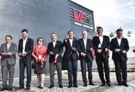 Márquez Márquez reconoció a los directivos de Würth Electronik por su visión de impulsar el crecimiento profesional y humano de sus trabajadores