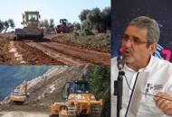 También se han construido 581 ollas y bordos para la cosecha de agua en la entidad, detalla el secretario Francisco Huergo Maurin