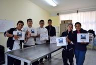 Las y los alumnos del plantel externaron su agradecimiento al Gobernador Silvano Aureoles Conejo por este nuevo equipo de cómputo, que les ayudará a cumplir con sus tareas educativas diarias
