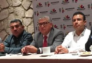 El encuentro tuvo como finalidad hacer un balance de los recursos federales gestionados durante 2016 por los legisladores federales del PRD y programar la gestión del 2017
