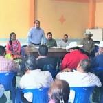 García Avilés dejó en claro que el compromiso de la administración que encabeza el Gobernador Silvano Aureoles Conejo será fortalecer a la SPI y su relación con los indígenas michoacanos