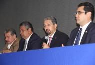 Reitera rector nicolaita disposición a mantener diálogo para encontrar solución a la problemática por toma de instalaciones