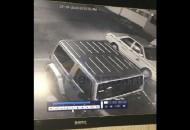 El vehículo robado es una camioneta Jeep de color gris (FOTO: FRANCISCO ALBERTO SOTOMAYOR)