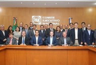 Quintana Martínez participó en la Quinta Reunión Nacional de los Coordinadores del Grupo Parlamentario del PAN