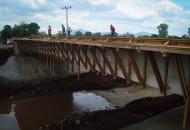 En Purépero, la dependencia estatal concluirá próximamente la terminación y puente del camino Purépero – Villa Mendoza