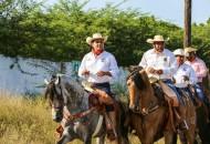En tres semanas se inaugurarán oficinas regionales del gobierno en Huetamo, adelanta Aureoles Conejo