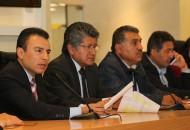 Michoacán, dijo Calderón Torreblanca, es donde más presidentes municipales hay emanados de nuestro partido y debe tomarse en cuenta ese aspecto al momento de la asignación de recursos