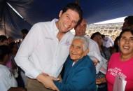 El acalde Alfonso Martínez, destacó que por las características de Presidente en Tu Colonia, los morelianos reciben una atención personalizada y respuestas puntuales a las necesidades que plantean