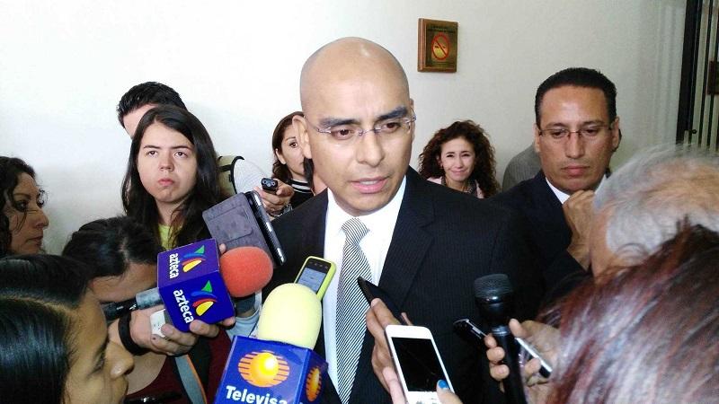 Aguilar Vega buscará reunirse con los legisladores para buscar mecanismos que permitan a los municipios, en particular Querétaro, que les permitan enfrentar los retos financieros del próximo año