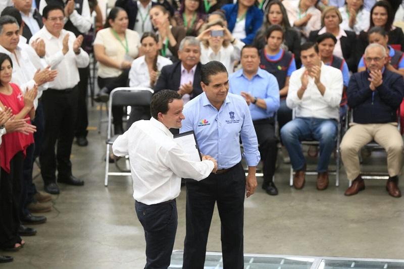 Se convierte Michoacán en la tercera entidad en lograr este beneficio para los niños que cuentan con este servicio