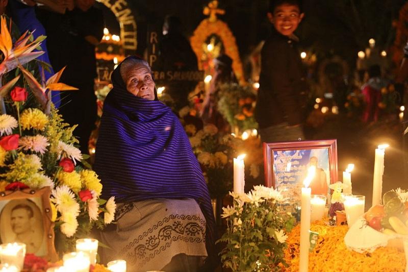 Vivieron las tradiciones michoacanas en un ambiente de paz y armonía.