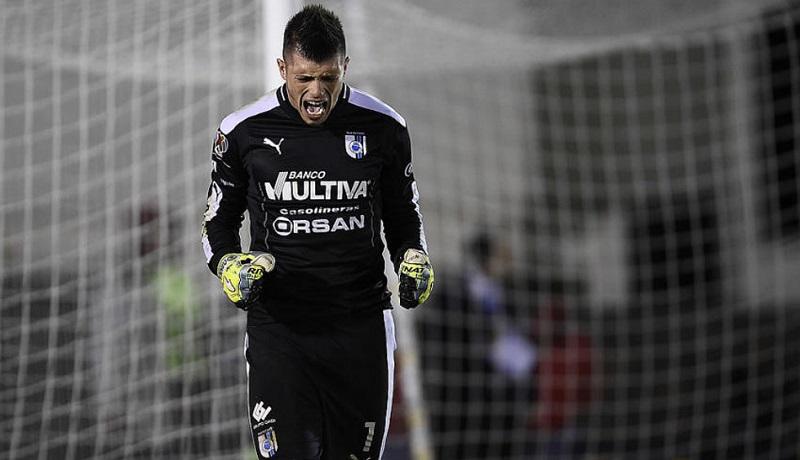 Tiago Volpi, de 25 años, llegó al Club Querétaro en diciembre del 2014, desde entonces se ha convertido en figura y referente de la institución