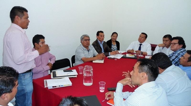 Al reunirse con delegados regionales de la SPI, sostuvo que la derrama económica resultó importante, tanto para el sector turístico que ha desarrollado infraestructura y que genera empleo en la entidad, como para las y los artesanos