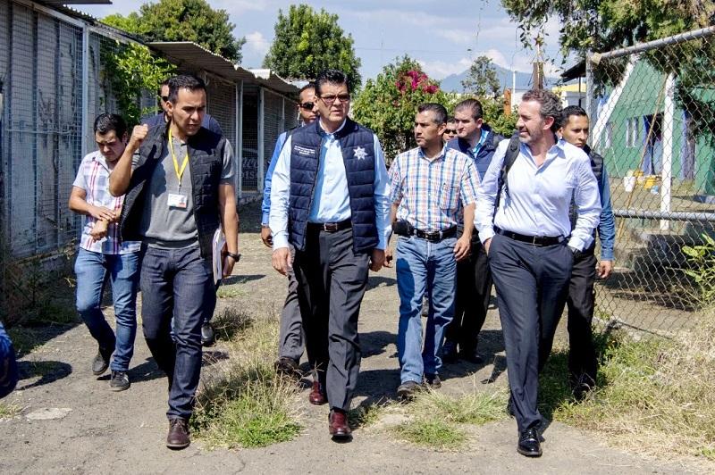 el objetivo de incrementar el estado de fuerza de los elementos de la Policía Michoacán para disminuir la incidencia delictiva y garantizar la paz y tranquilidad de la población