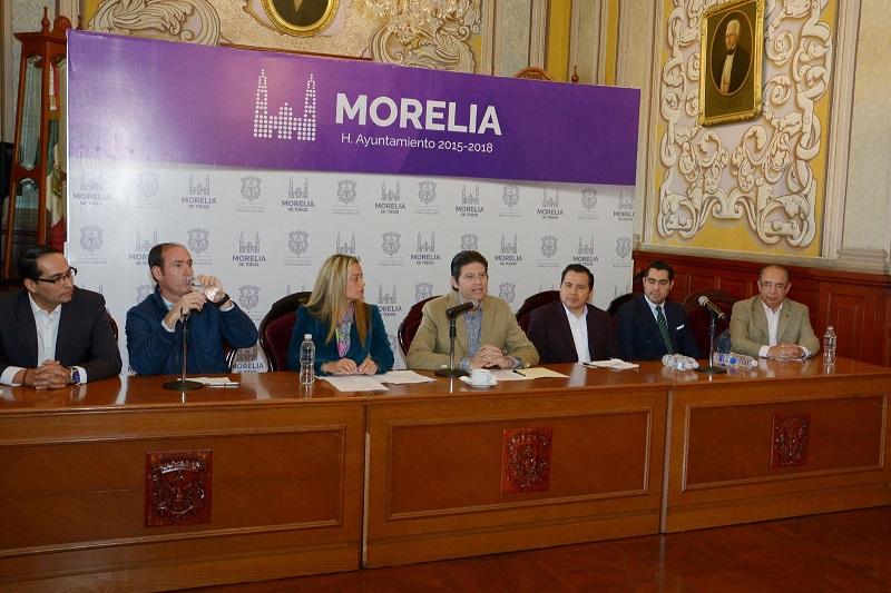 Como nunca antes, Morelia vivió el Día de Muertos en grande: Alfonso Martínez