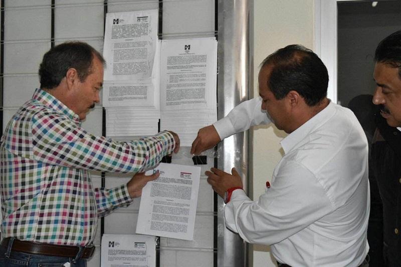 Hasta el momento el 50 por ciento de los municipios ya cuentan con convocatoria para la elección de consejos