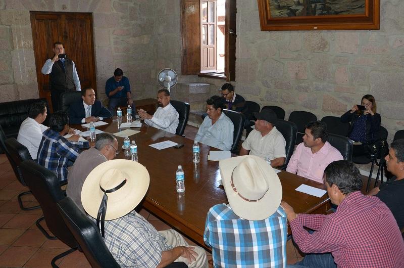 El encargado de la política interna del municipio afirmó que uno de los principales objetivos de esta reunión fue dar seguimiento a las diversas actividades en las Tenencias y establecer estrategias en común