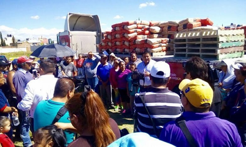 Michoacán necesita del apoyo de todos los actores políticos, quienes deben estar siempre cercanos con la gente y ayudando a la ciudadanía que más lo necesita: Puebla Arévalo