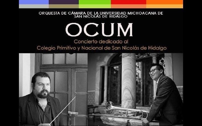 Dedicado en esta ocasión al Colegio Primitivo y Nacional de San Nicolás de Hidalgo