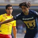 En el cierre del juego, los de casa perdieron la cabeza, el español Abraham González, en un santiamén, recibió dos tarjetas amarillas para irse expulsado y Monarcas a balón parado acabó presionando a los universitarios pero el 1-1 ya no se movió