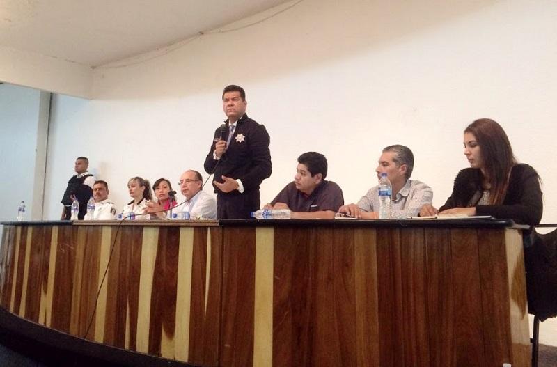 Fueron representantes de colonias como Lomas de la Huerta, Electricistas, Nueva Chapultepec, fraccionamiento Misión del Valle, entre otros quienes agradecieron las acciones que la SSP ha implementado para abatir los índices delictivos