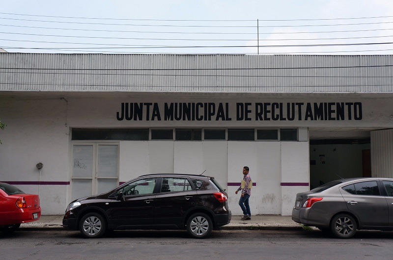 tienen hasta el próximo 11 de noviembre para acudir a la oficina de la Junta Local de Reclutamiento, ubicada en la calle Iretiticateme #971-B en la colonia Félix Ireta