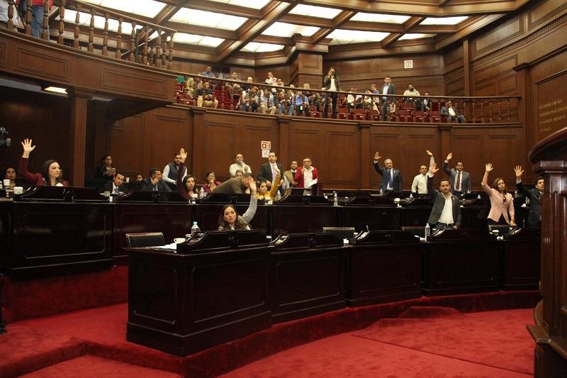 Se deberá informar a la Auditoría Superior de Michoacán, de todos los financiamientos y obligaciones que tenga inscritos en el Registro conducente