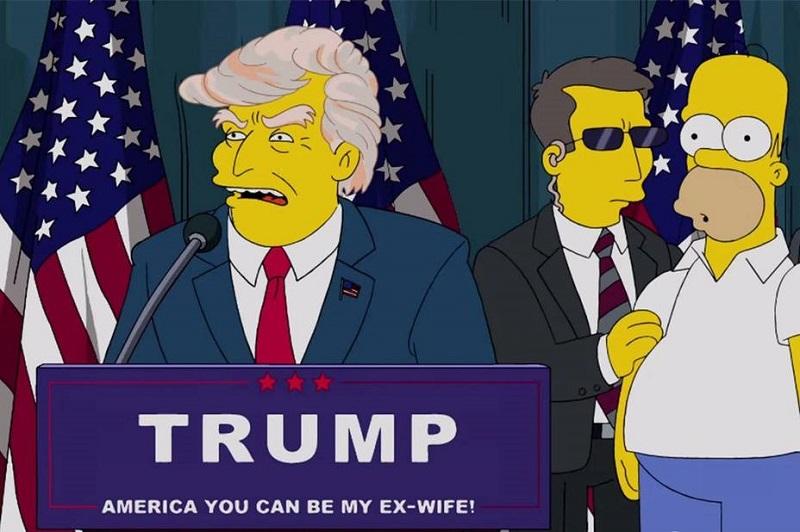 """No es la primera vez que """"Los Simpson"""" aciertan en sus predicciones. Entre otros, en 1997 se hacía referencia a la caída de las Torres Gemelas, mientras que en 2014 adelantaron la goleada de Alemania a Brasil en el Mundial de Fútbol de ese mismo año"""