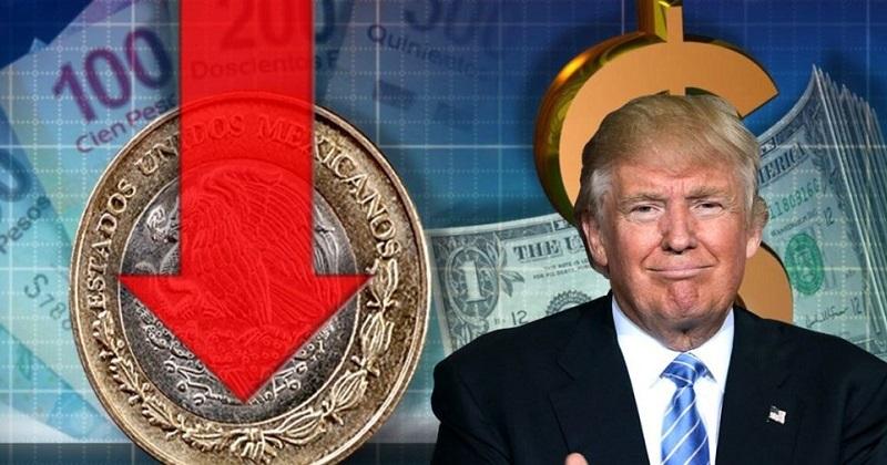 En las semanas previas a la elección, distintos análisis estimaban que una victoria del republicano podría llevar el peso hasta las 24 o 25 unidades por dólar en 2017