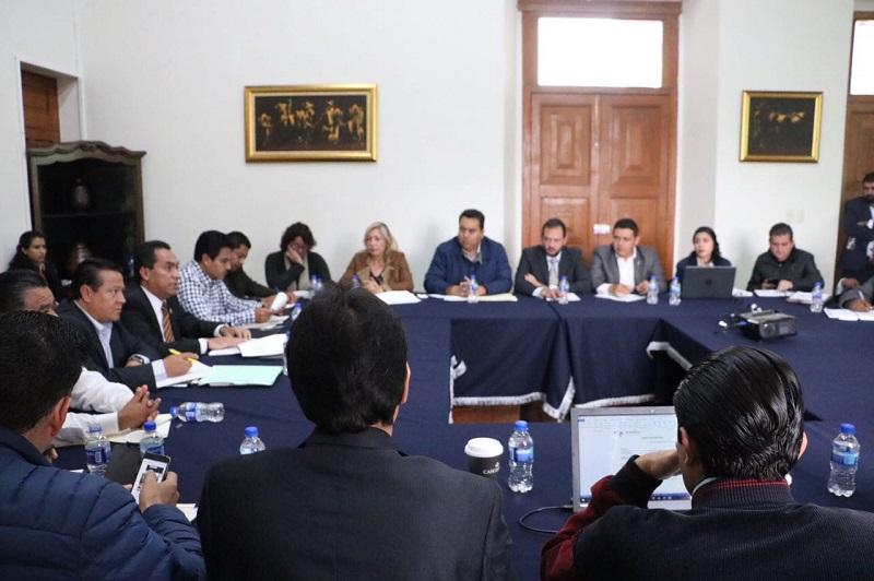 López Solís destacó los avances logrados durante las metas y fechas programadas, así como la voluntad y compromiso de las dependencias estatales para cumplir con las necesidades inmediatas de las poblaciones atendidas