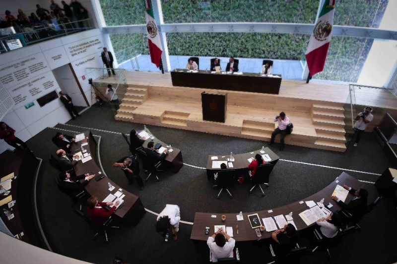 Avanza eliminación del fuero en Querétaro