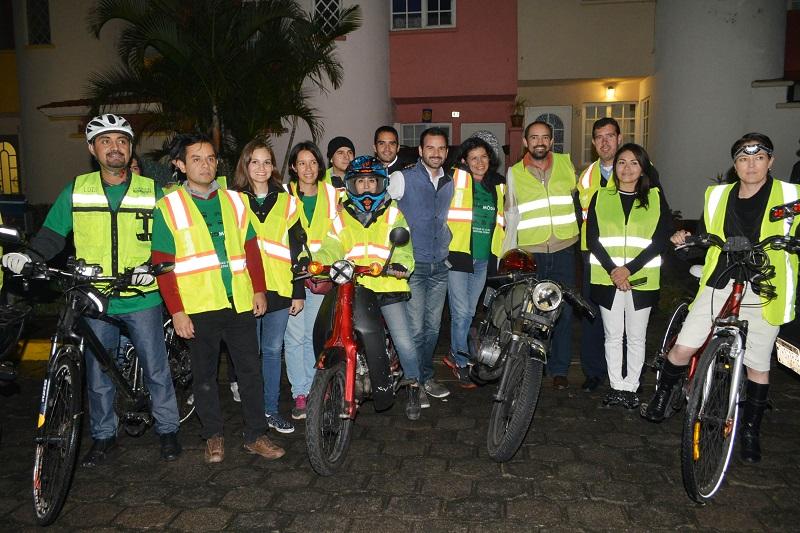 Con el objetivo de buscar la mejor alternativa de movilidad para Morelia, se llevó a cabo la tercera edición del Desafío Modal