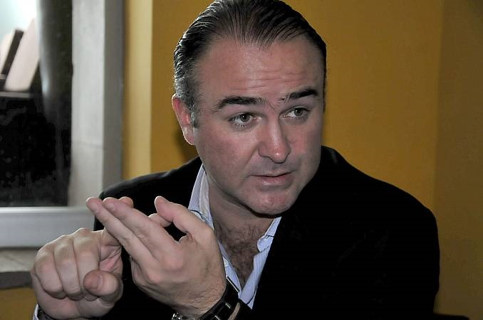 """Villarreal subrayó que en el PAN gustan de la competencia interna """"y caminamos todos juntos hacia el mismo objetivo""""."""