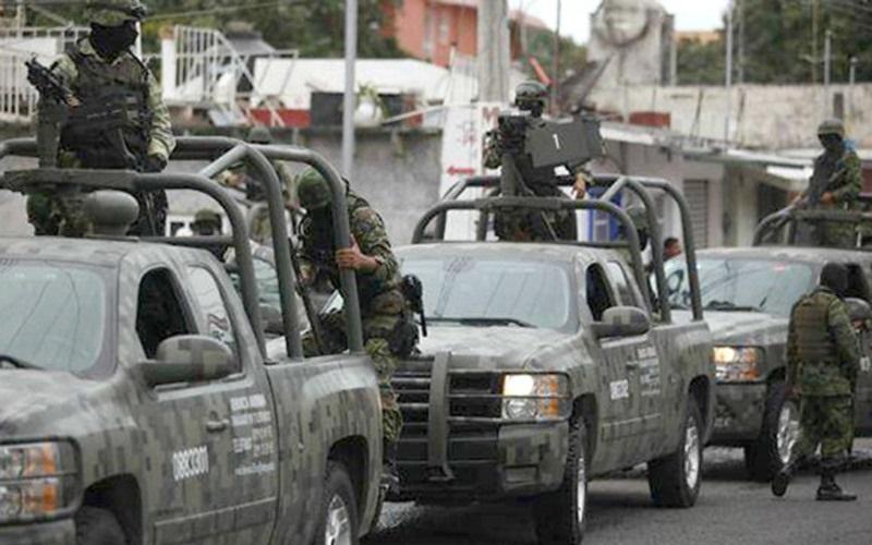 Los efectivos se sumarán a los mil soldados que ya trabajan en la entidad en el combate al robo al tren, así como de hidrocarburo a Petróleos Mexicanos
