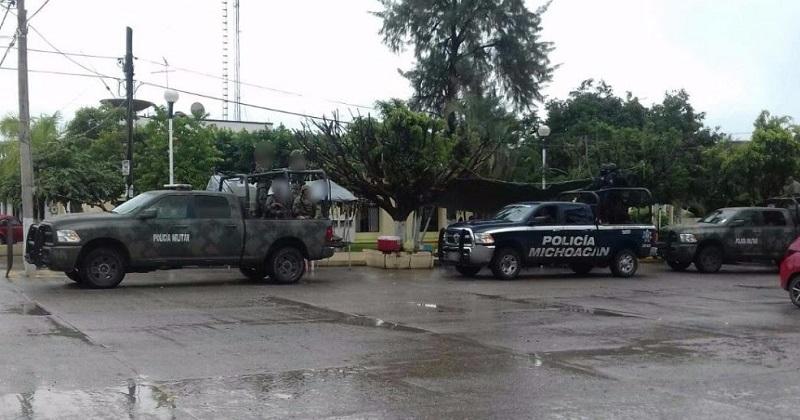 Se realizan patrullajes y recorridos pie a tierra para inhibir hechos delictivos