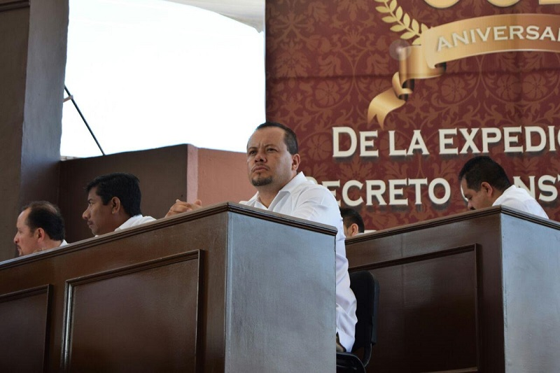 El Diputado Local por el Distrito XVIII asegura que es lo menos que se puede hacer por los migrantes