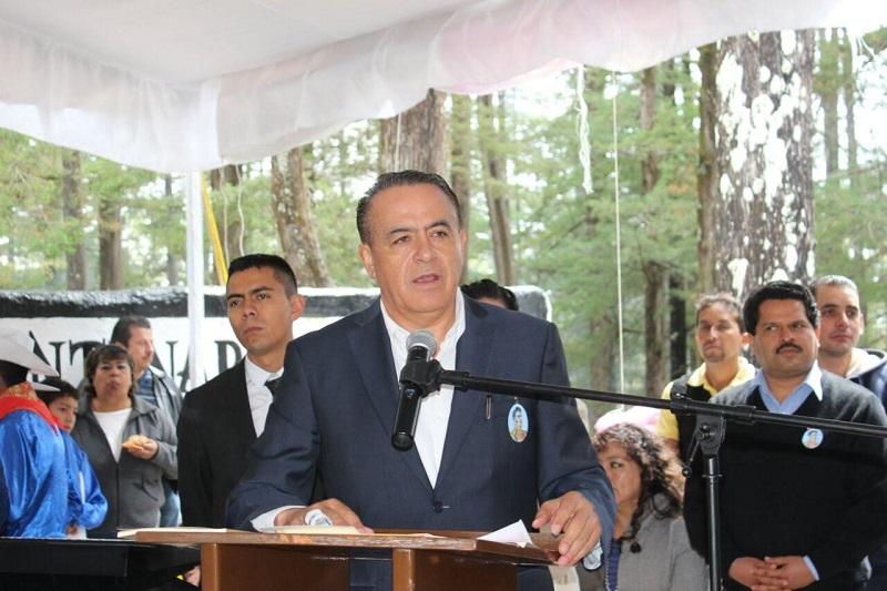 Participa como orador oficial en el 204 Aniversario de las Batallas del Campo del Gallo