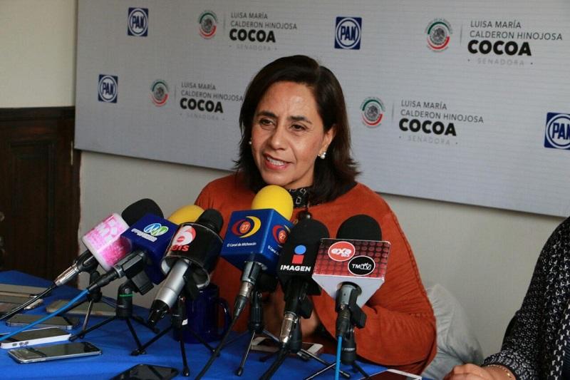 Calderón Hinojosa expresó que los frentes parlamentarios trabajan en tres líneas,  la lucha contra el hambre, la seguridad alimentaria y soberanía alimentaria, y el combate a la malnutrición