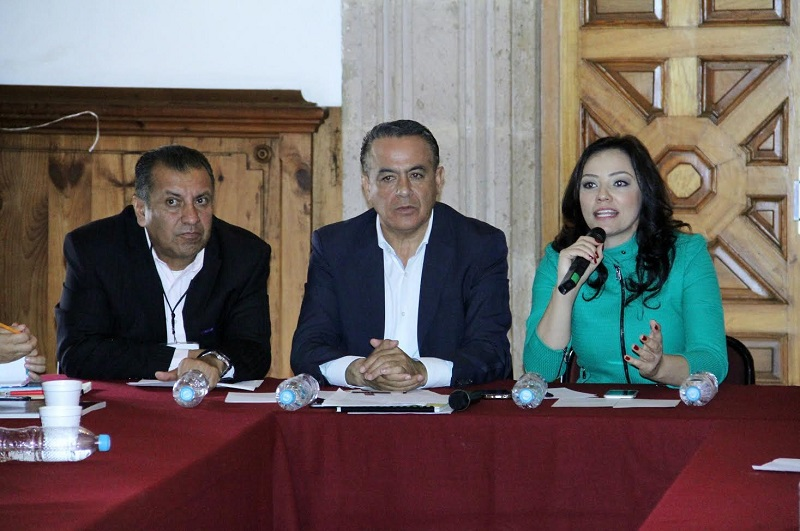 Pascual Sigala manifestó que Michoacán es uno de los estados con mayores complicaciones económicas, situación que lamentablemente arrastra a todos los michoacanos