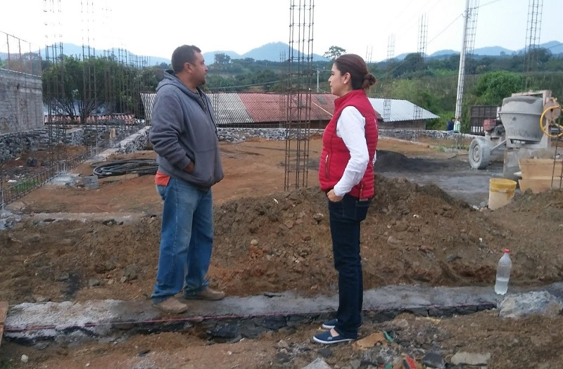 Miranda Arévalo reconoció el esfuerzo de los vecinos y lo bien organizados que se encuentran para lograr sus objetivos